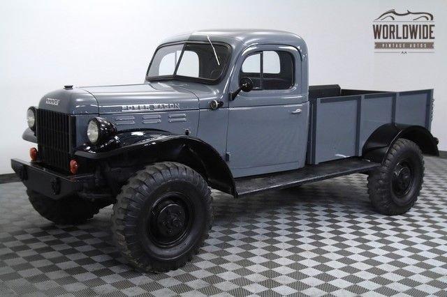 1948 dodge power wagon
