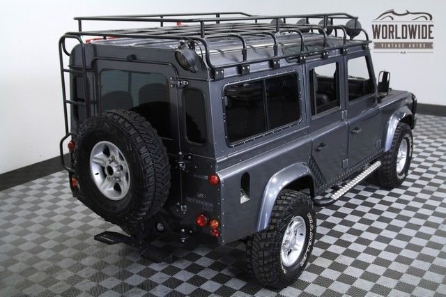 1983 Land Rover Defender 110 Chevy V8 Ac Restored Custom!