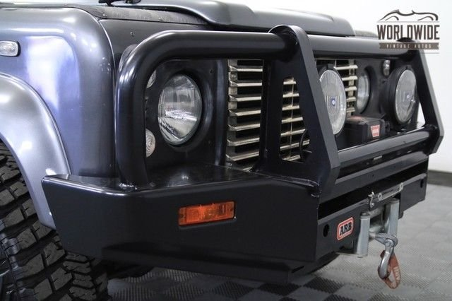 1983 Land Rover Defender 110 Chevy V8 Ac Restored Custom!