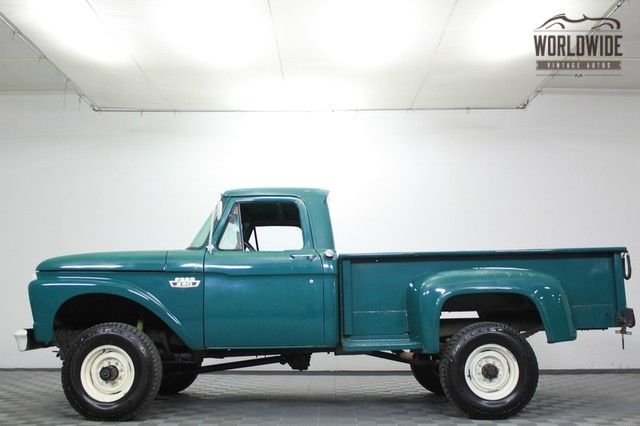1965 ford f250 step side