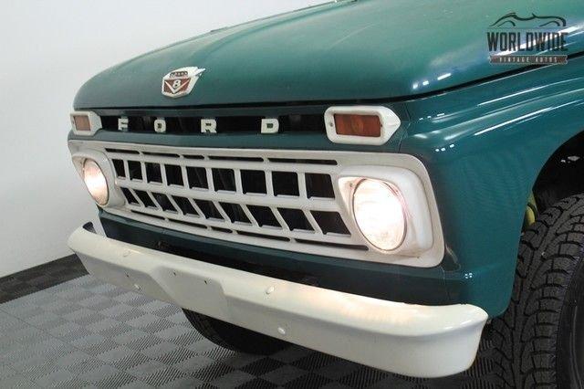 1965 Ford F250 Step-Side