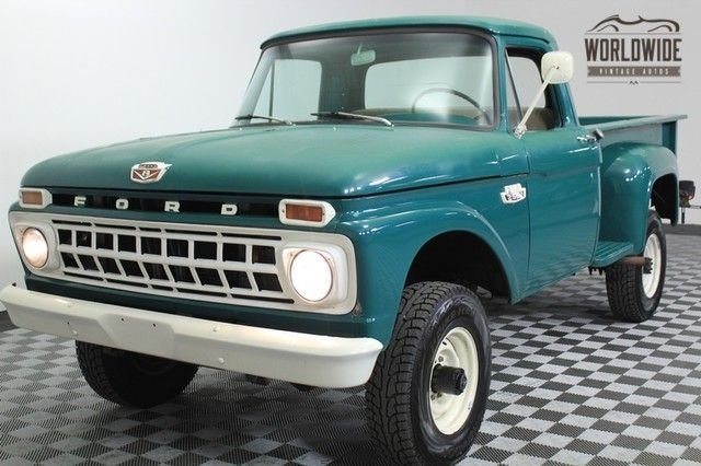 1965 Ford F250 Step-Side