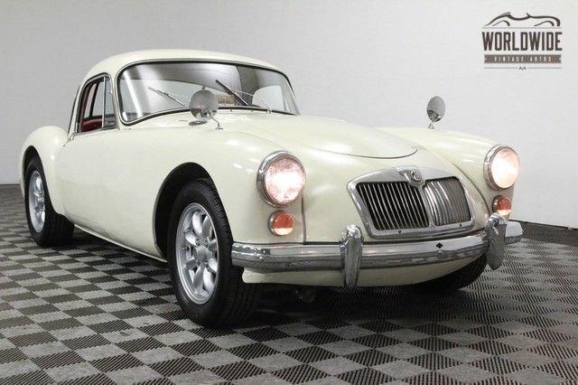 1959 MG 1600