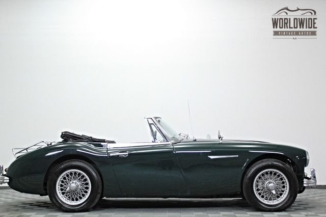 1963 austin healey 3000 mark ii