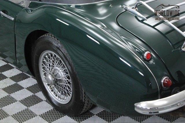 1963 Austin-Healey 3000 Mark Ii