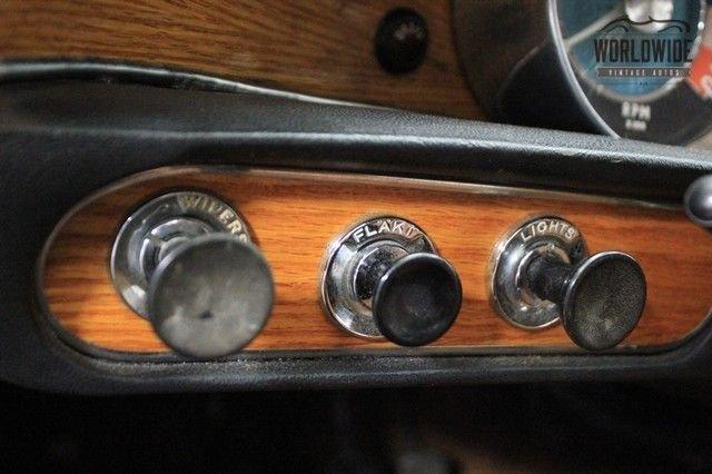 1969 Volvo P1800