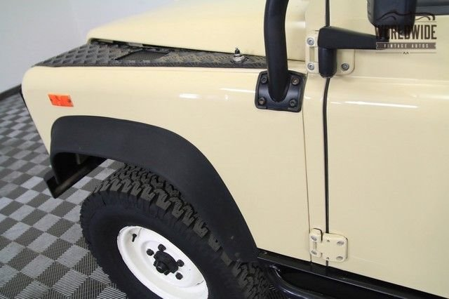 1994 Land Rover Defender 110