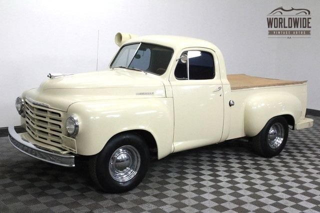 1952 Studebaker 2R5 Truck