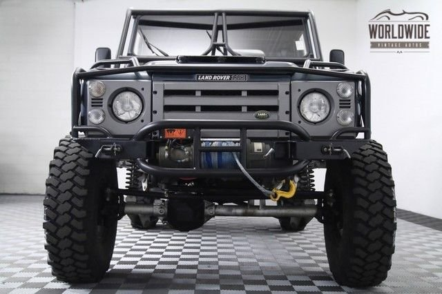 1984 Land Rover Defender Truck 110