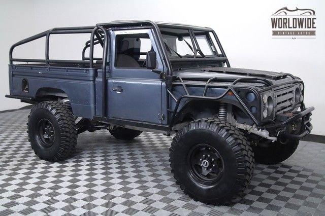 1984 Land Rover Defender Truck 110
