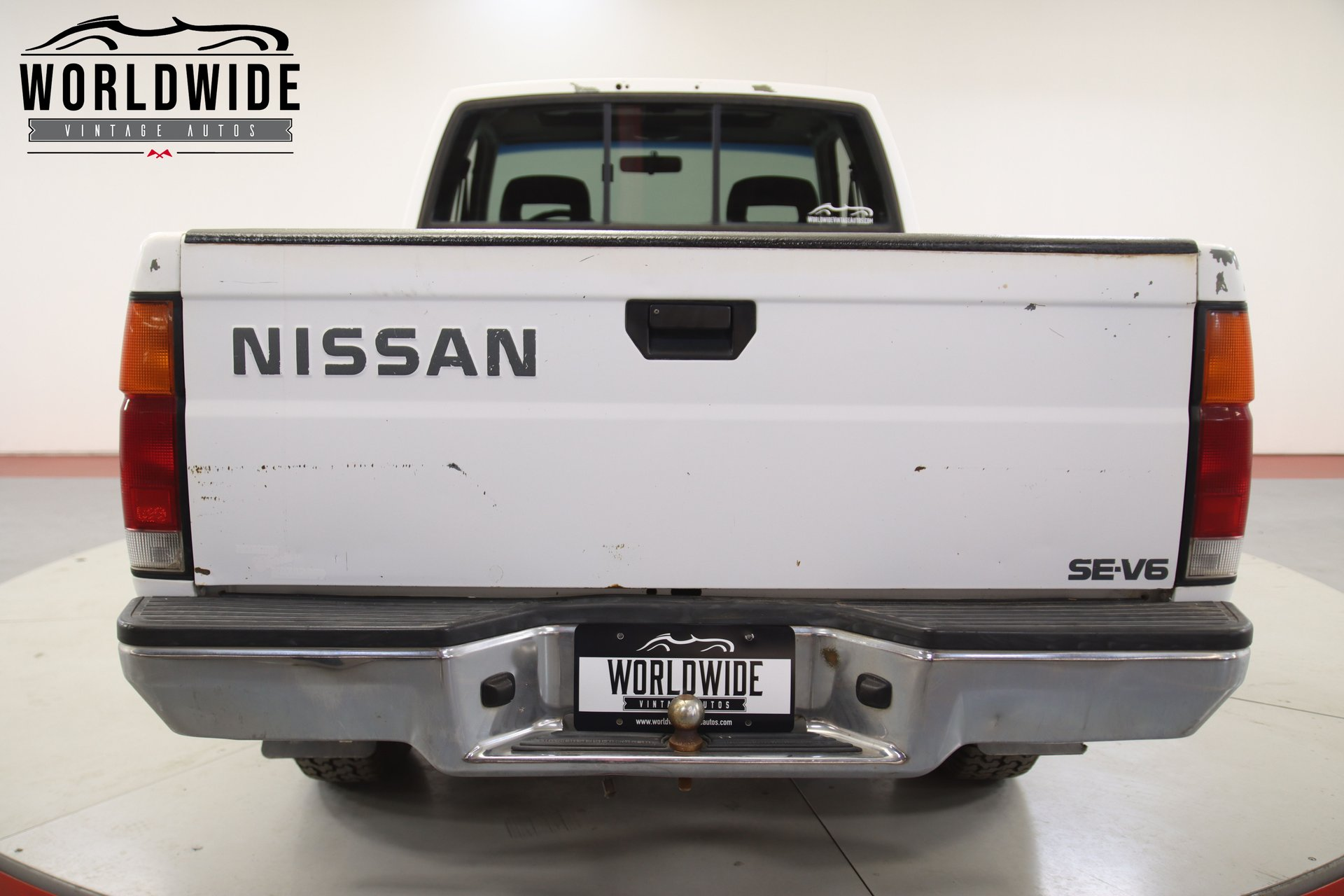 1995 Nissan King Cab