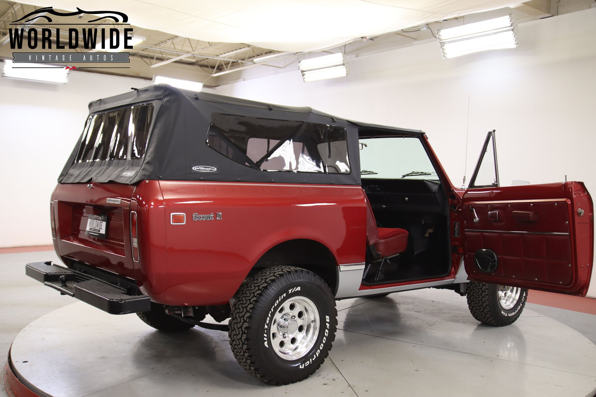 1973 Intenational Scout