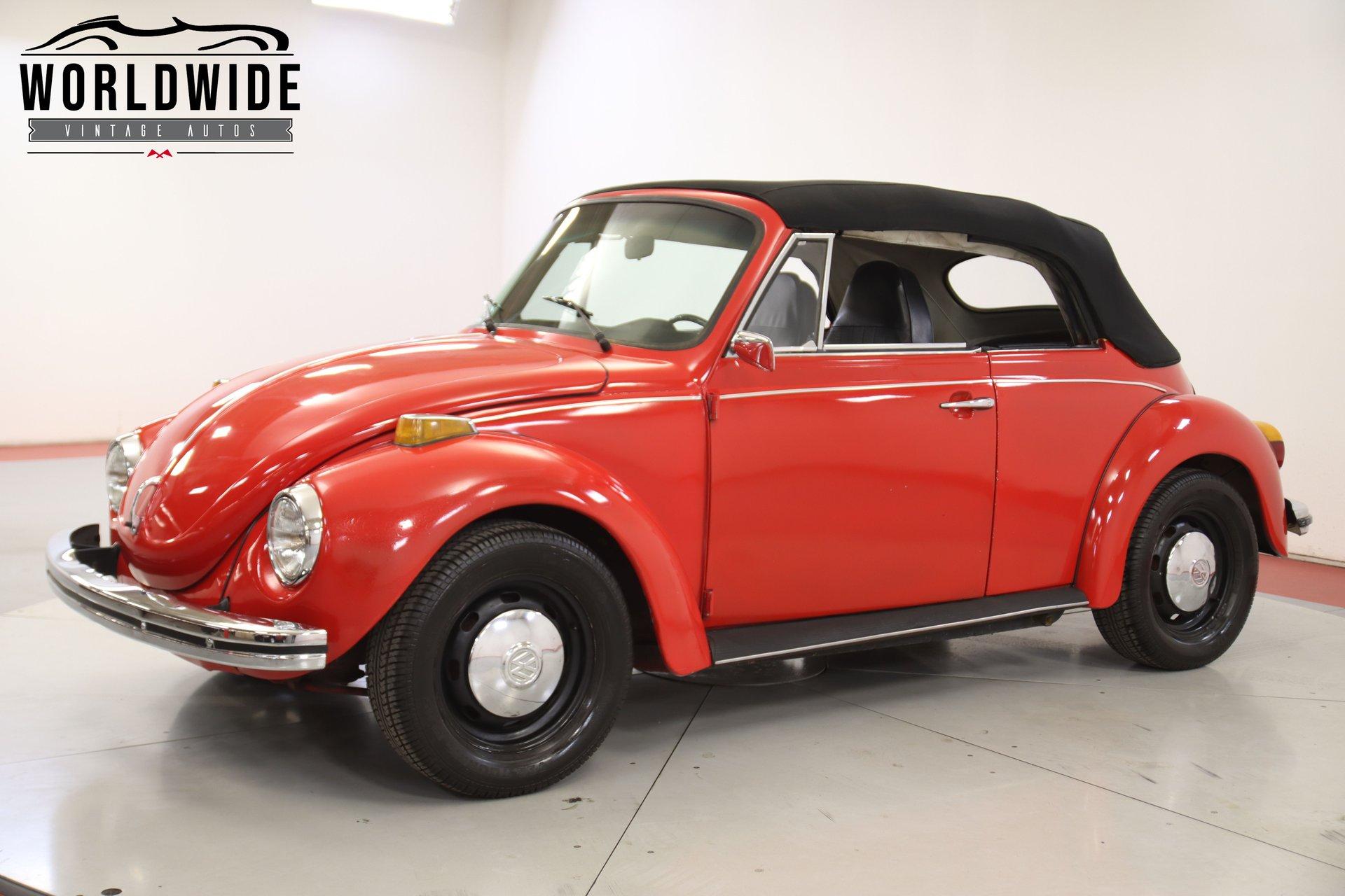 1973 Volkswagen Beetle Worldwide Vintage Autos