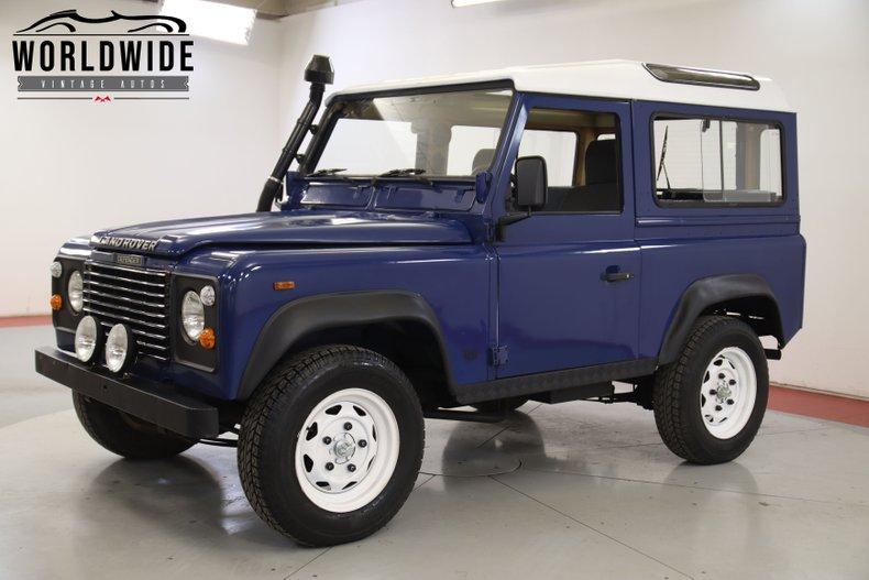 1991 Land Rover Defender 90