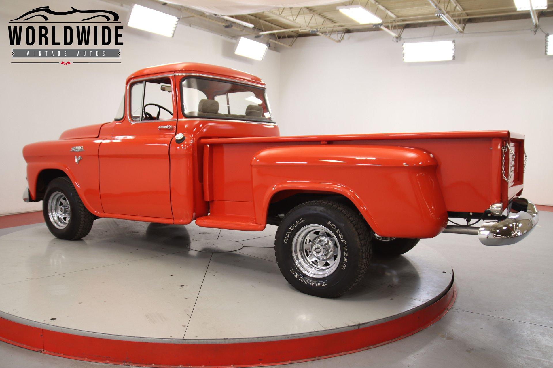 1958 GMC Pickup