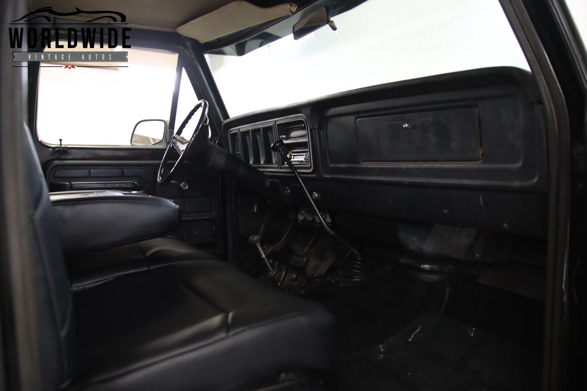 1979 Ford F350 Crew Cab