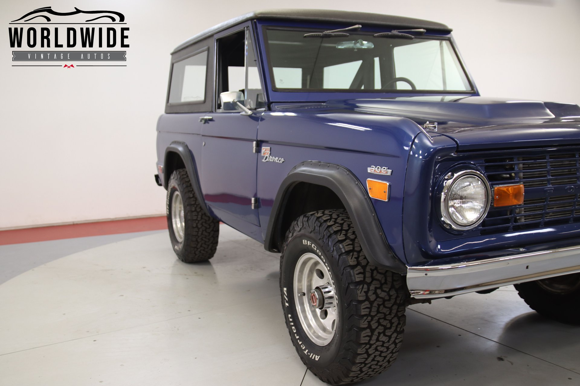 1968 Ford Bronco
