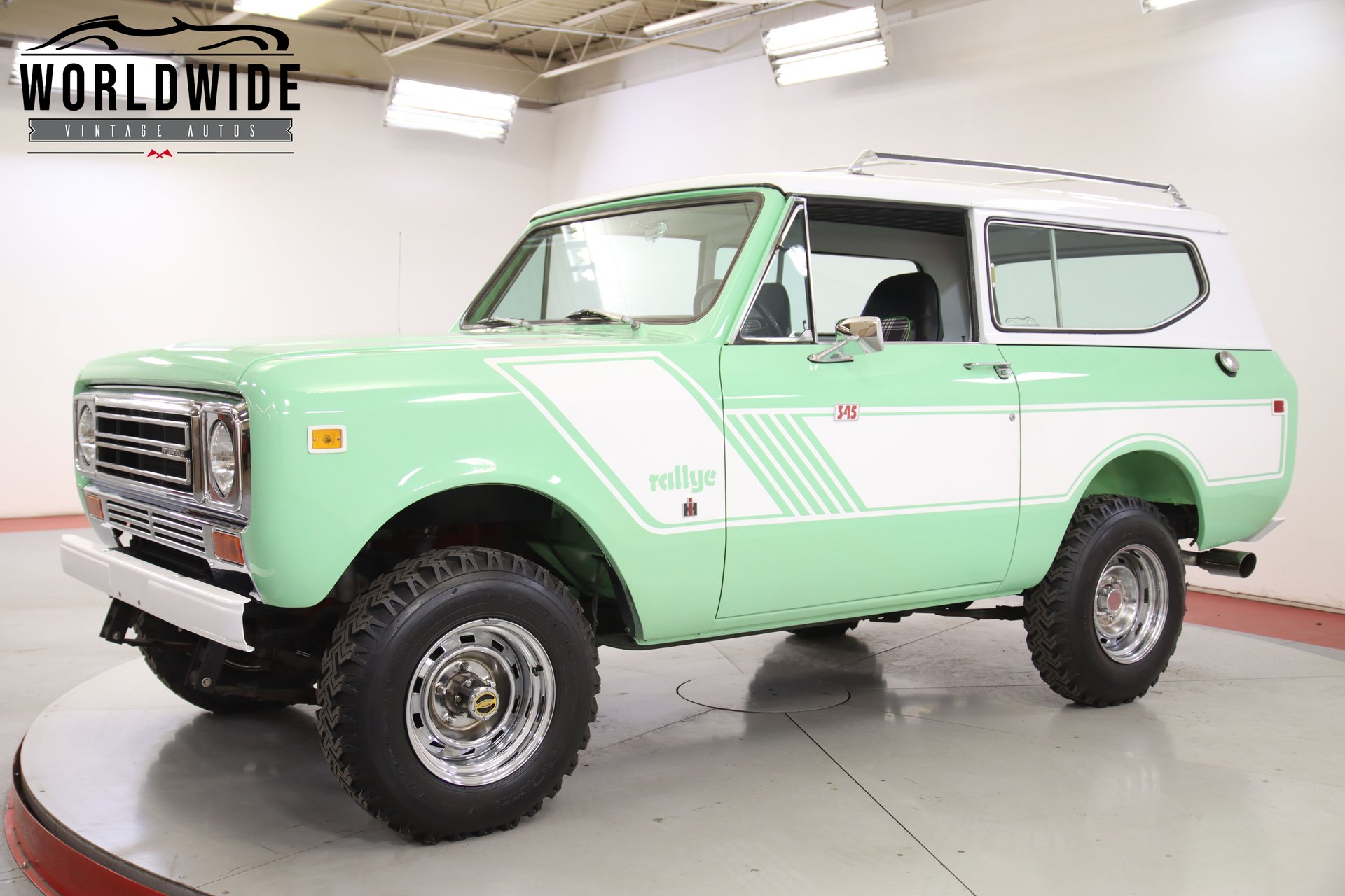 1979 international scout rallye