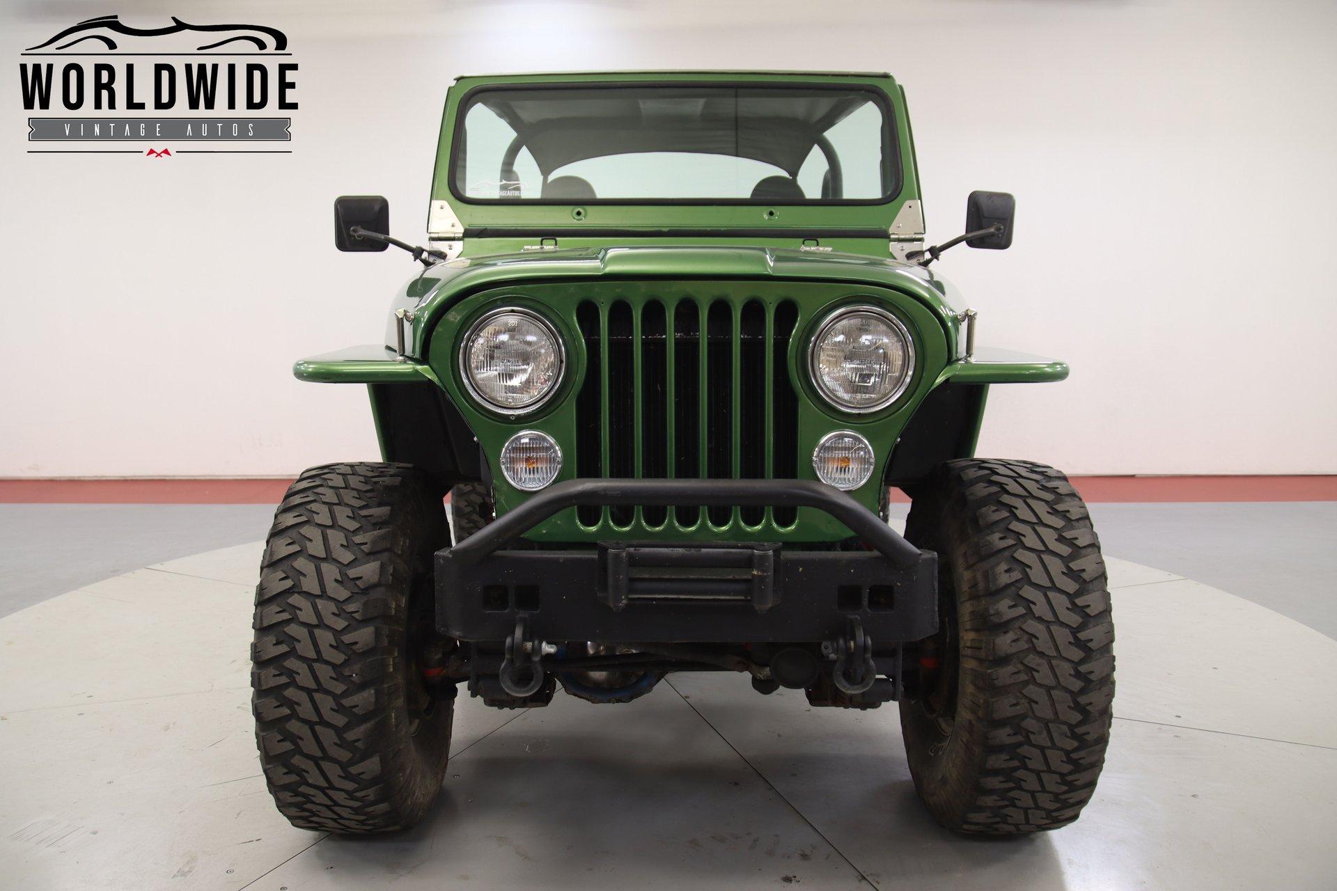 1973 Jeep CJ5