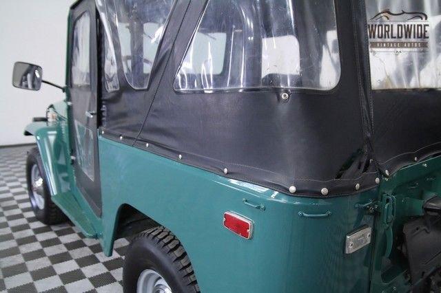 1972 Toyota Fj40 Land Cruiser