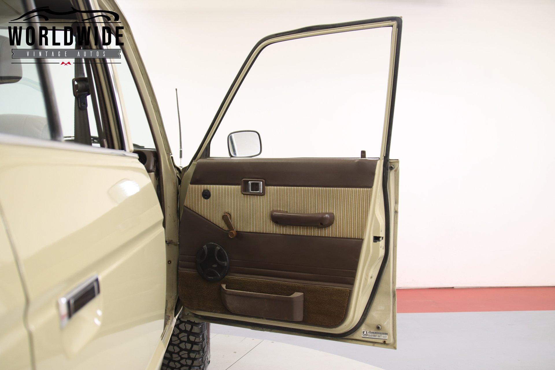 1984 Toyota FJ60