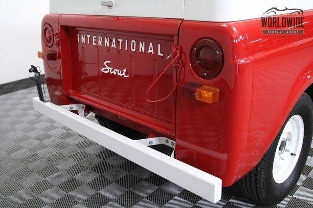 1962 International Scout 80