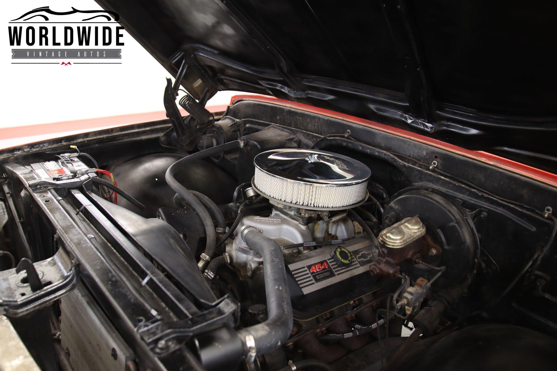 1970 Chevrolet K10