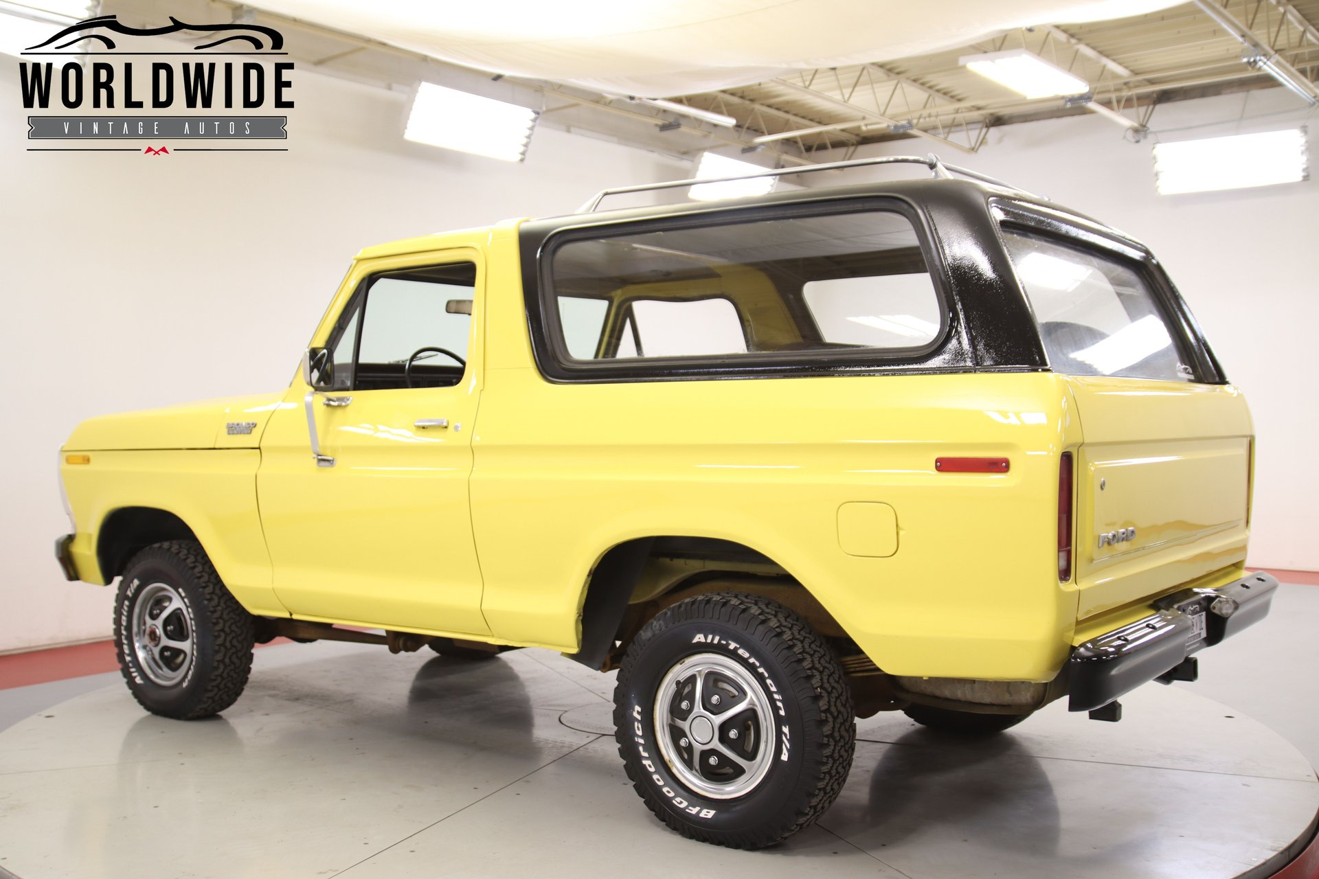 1978 Ford Bronco