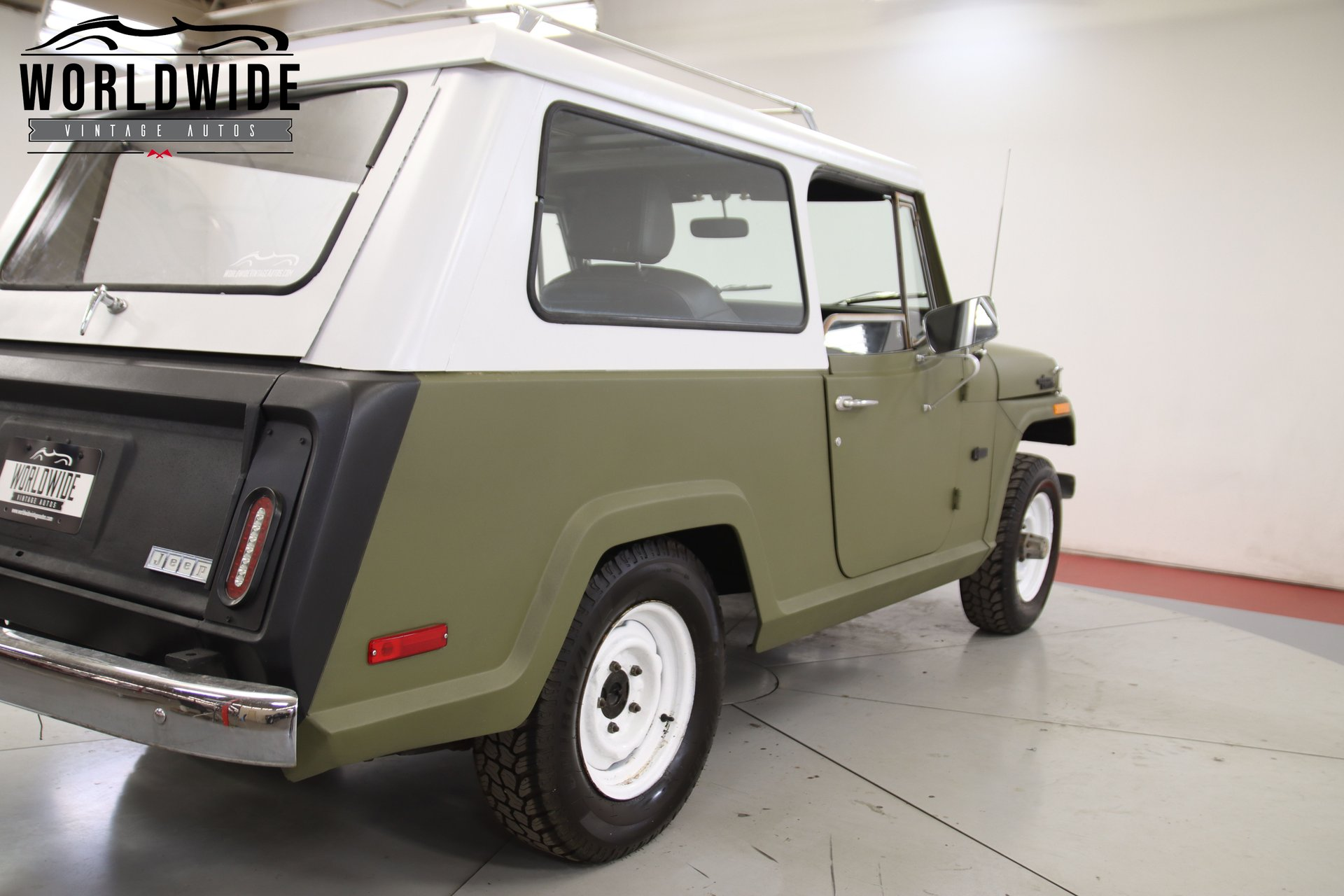 1970 Jeep Jeepster Commando