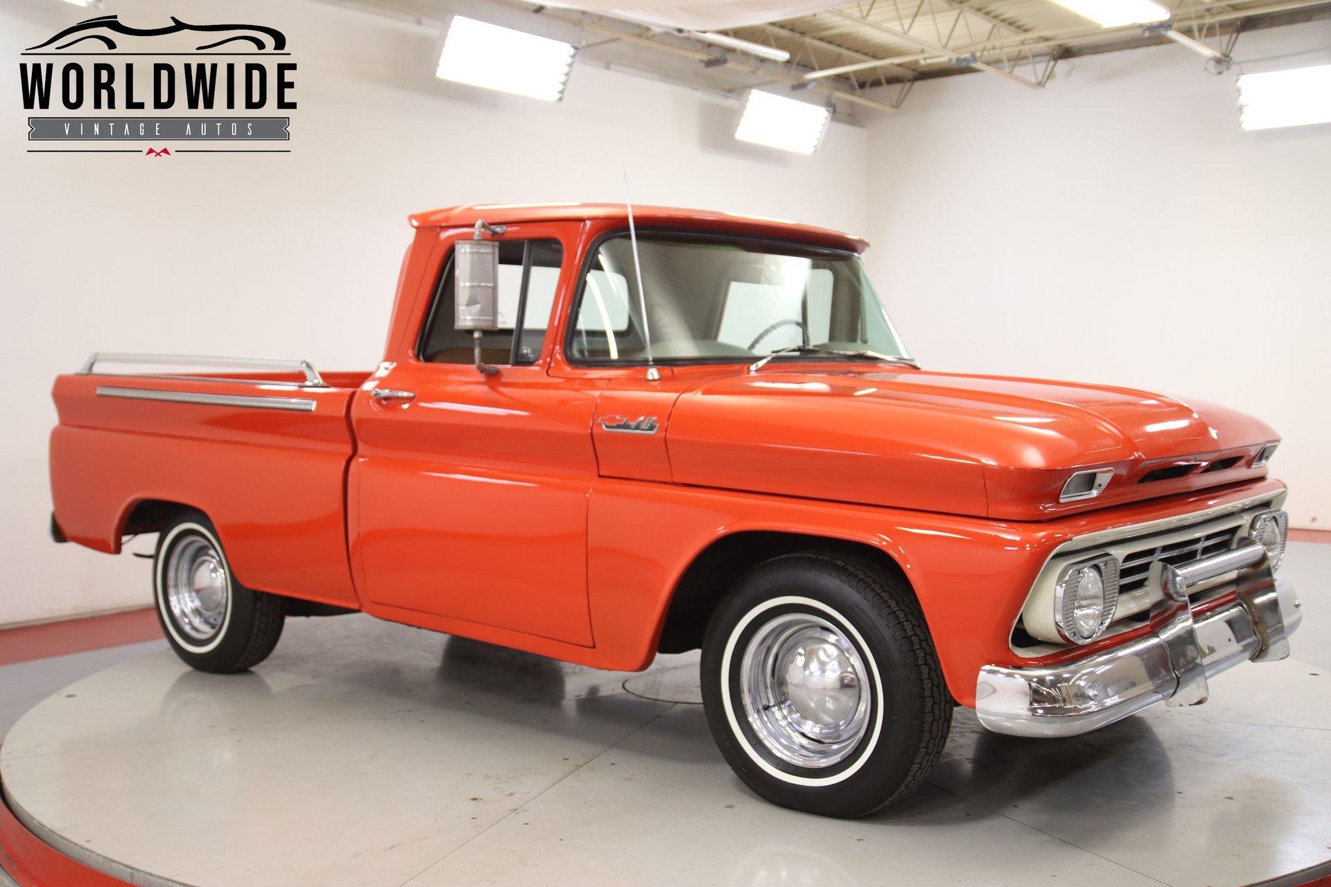 1962 Chevrolet C10