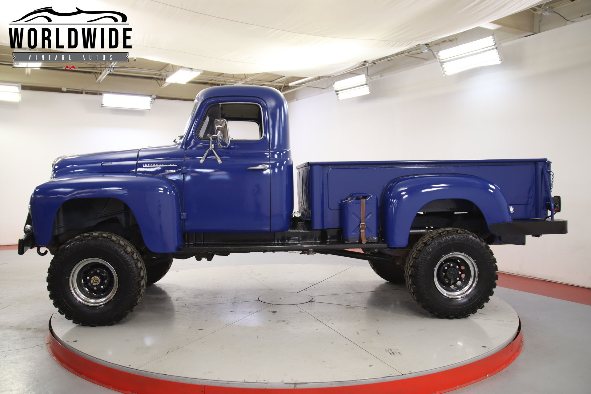 1952 Intenational 112 PICKUP