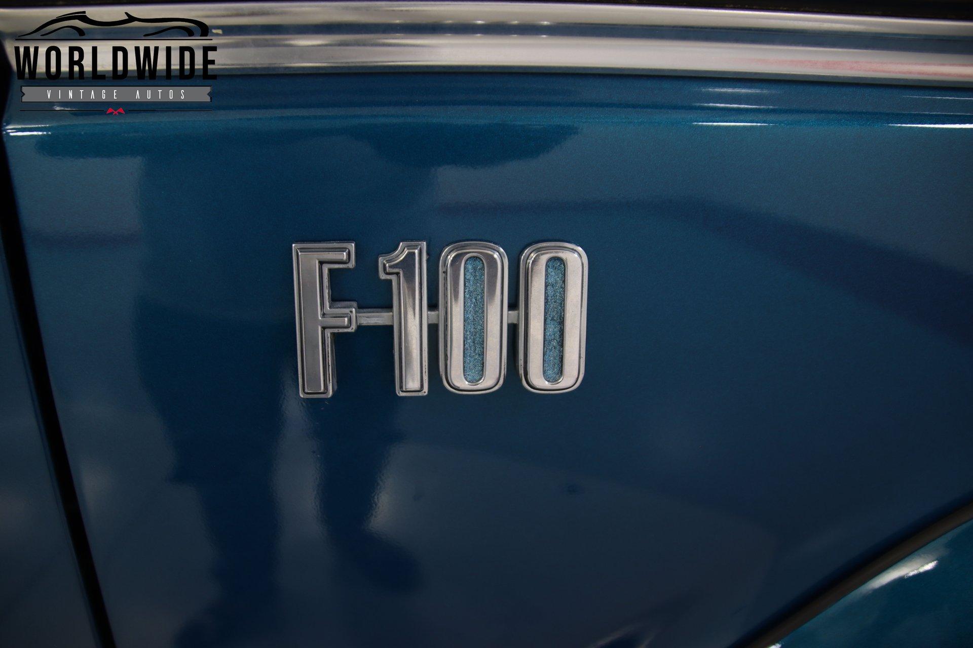 1975 Ford F-100 Custom