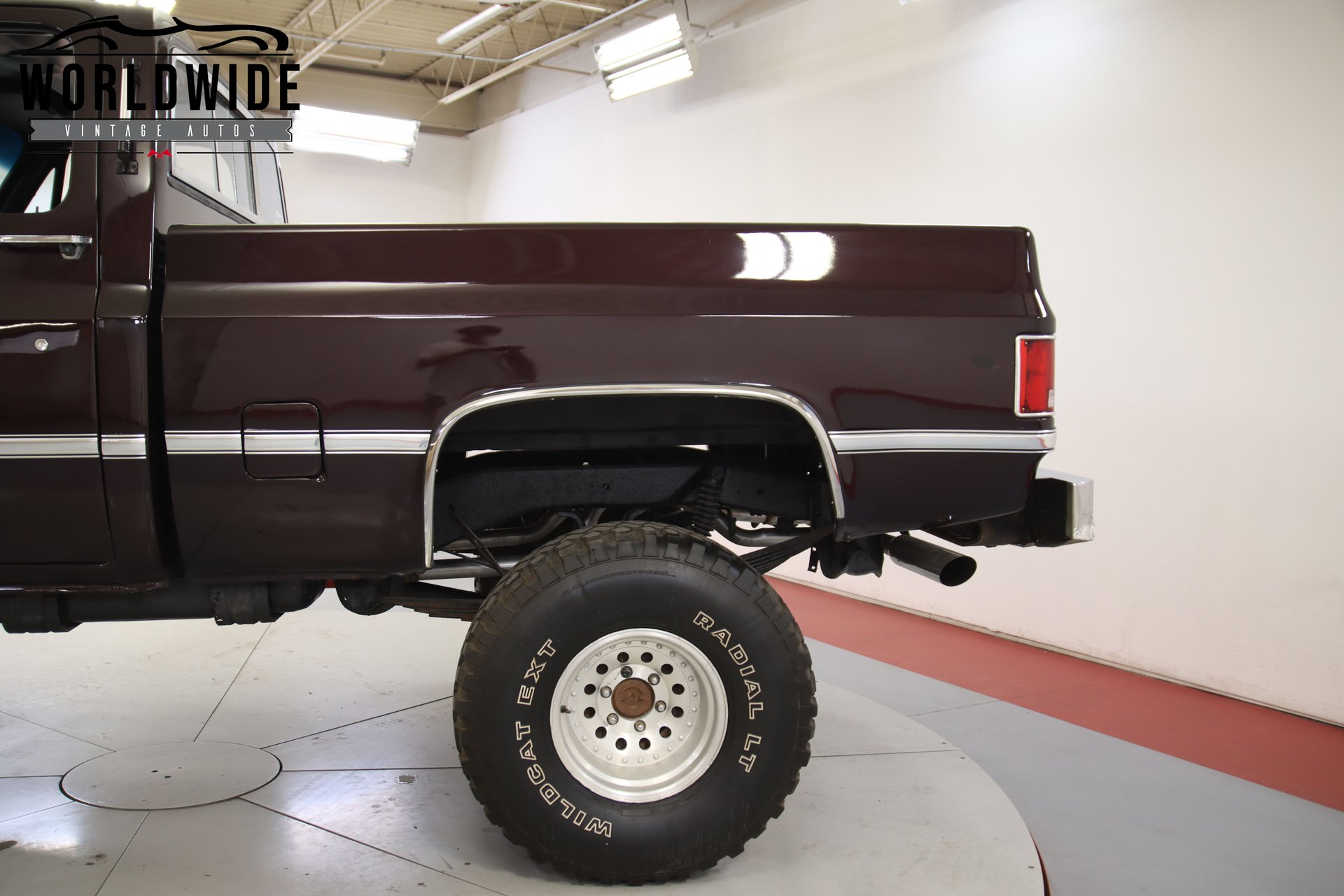 1982 Chevrolet 1/2 Ton