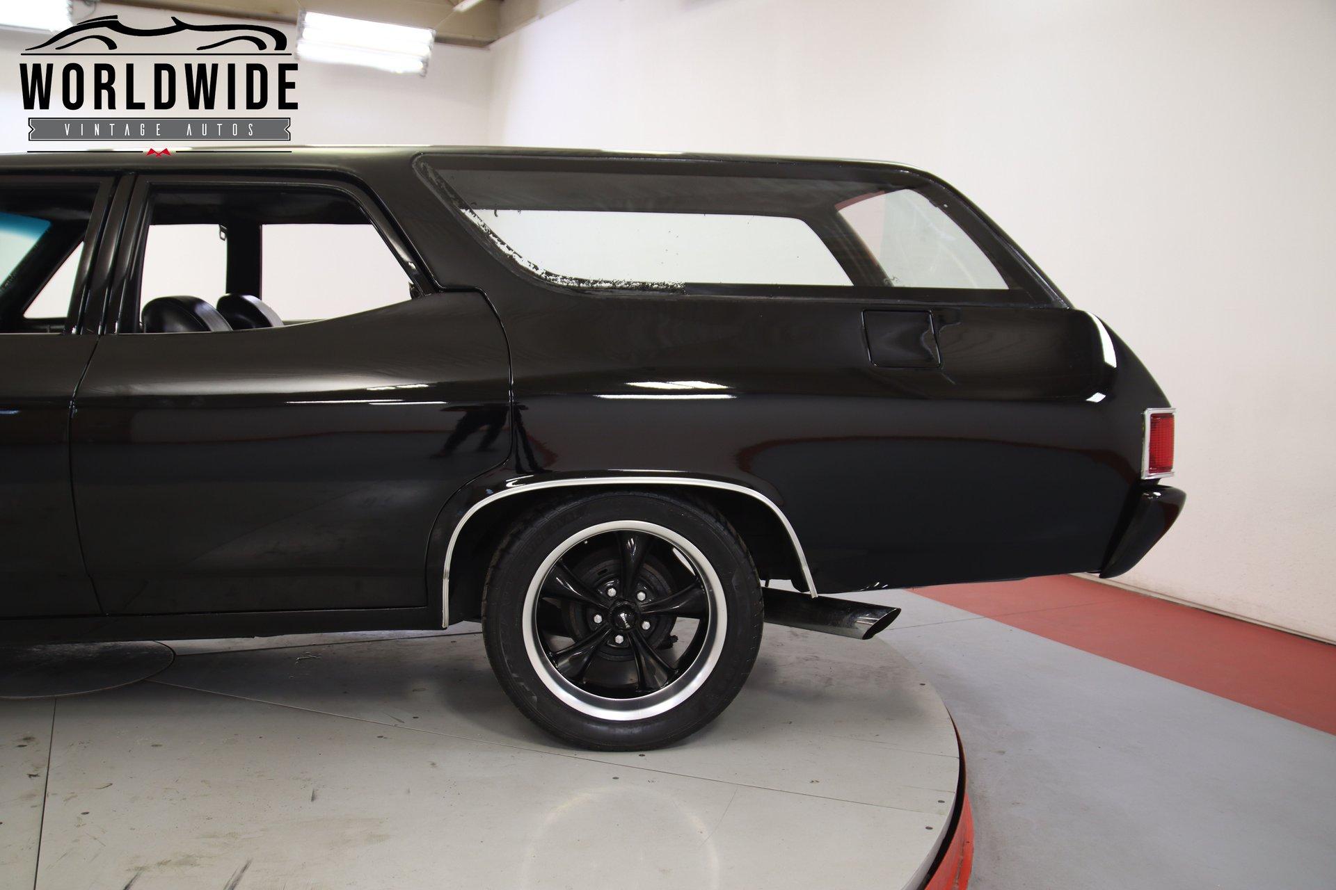 1968 Chevrolet Chevelle Wagon