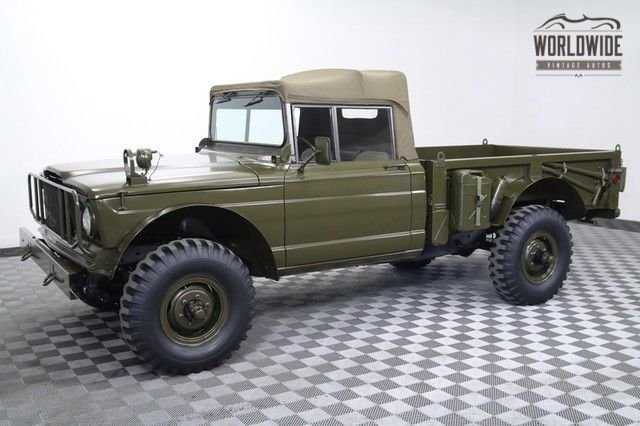 1967 jeep m715 rare museum piece vip better than new