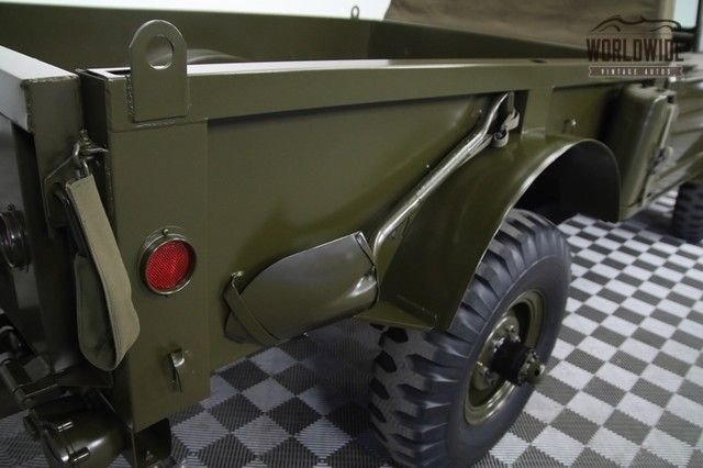 1967 Jeep M715. Rare. Museum Piece. (Vip) Better Than New