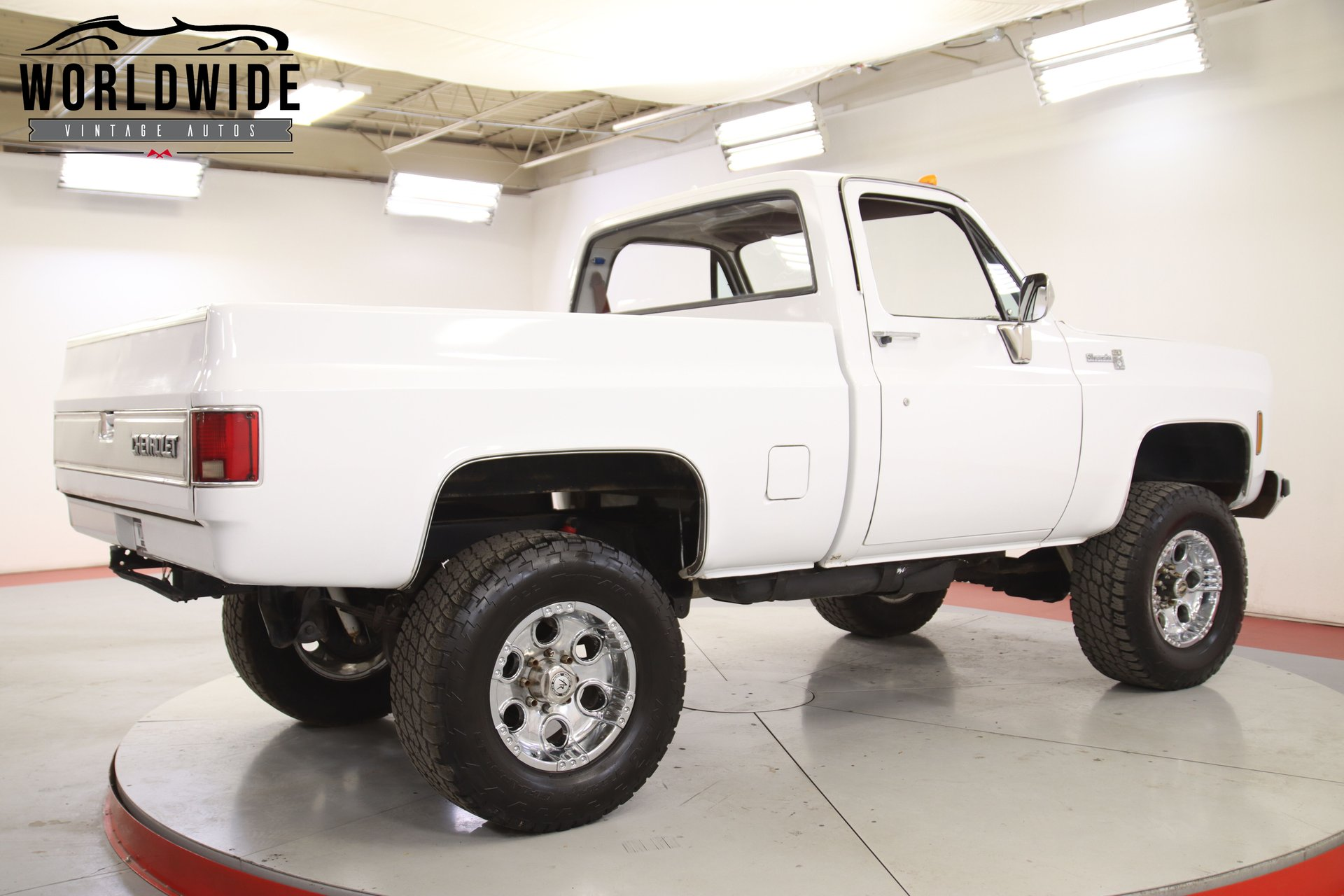 1983 Chevrolet K10