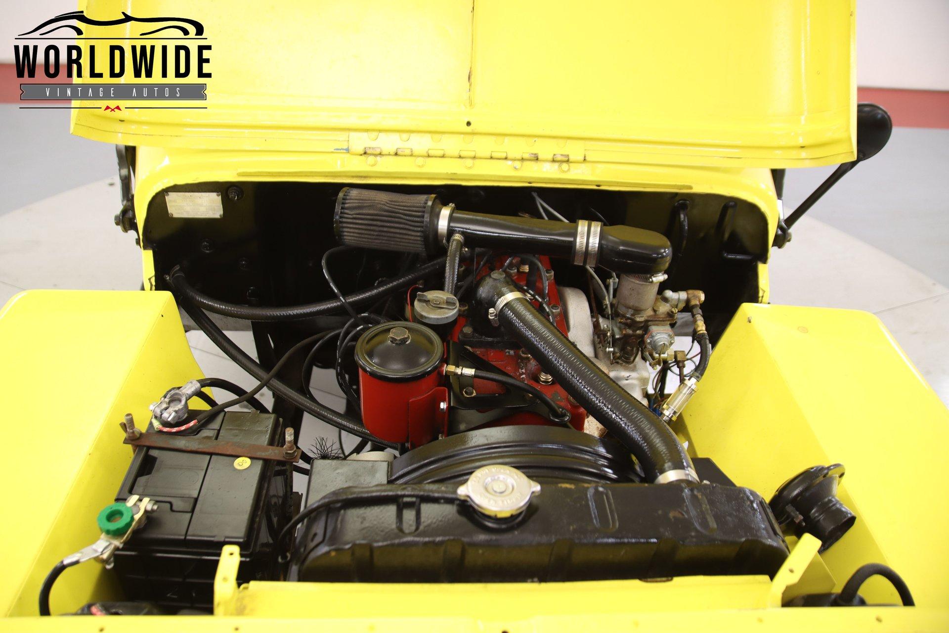 1952 Jeep WILLY'S CJ3A