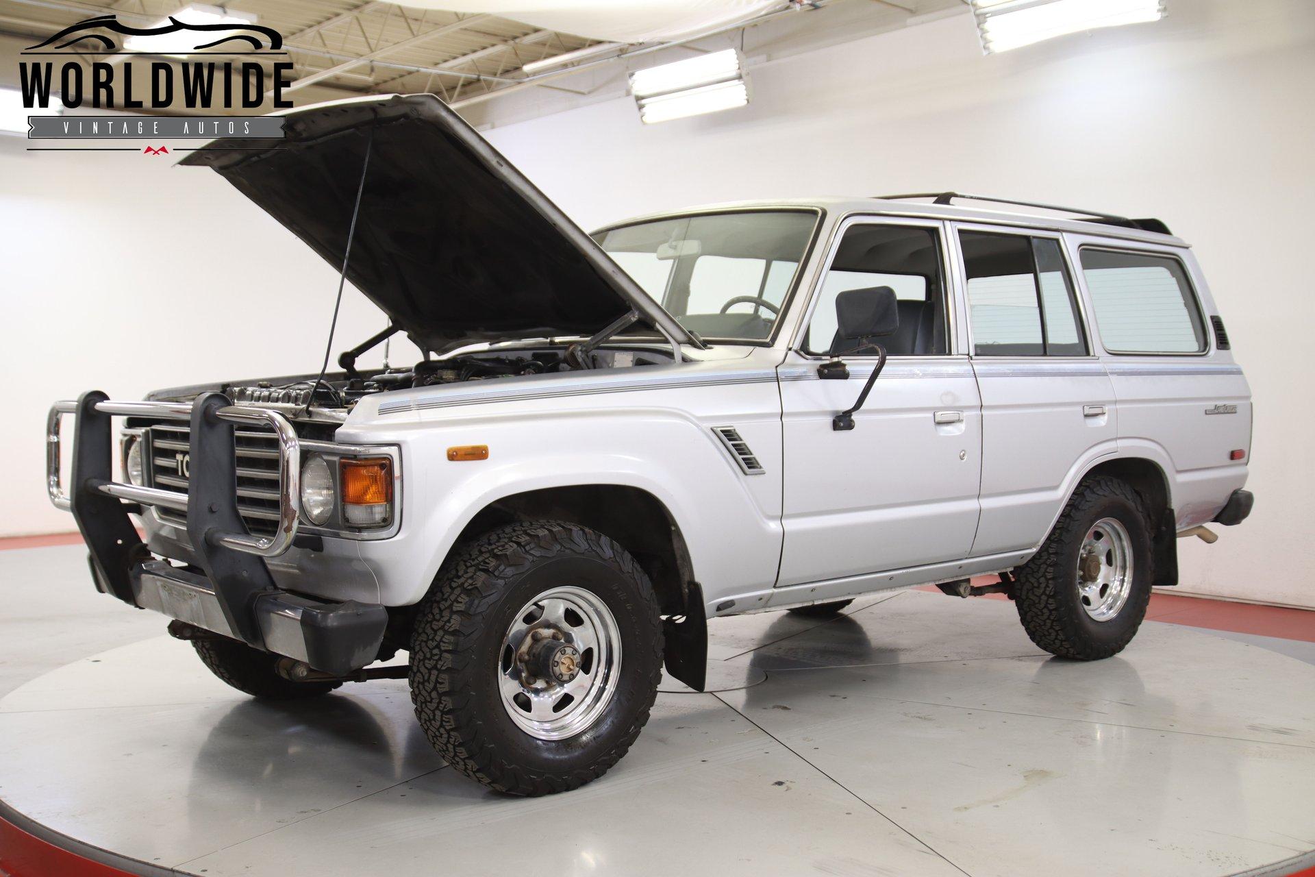 1986 Toyota Fj60