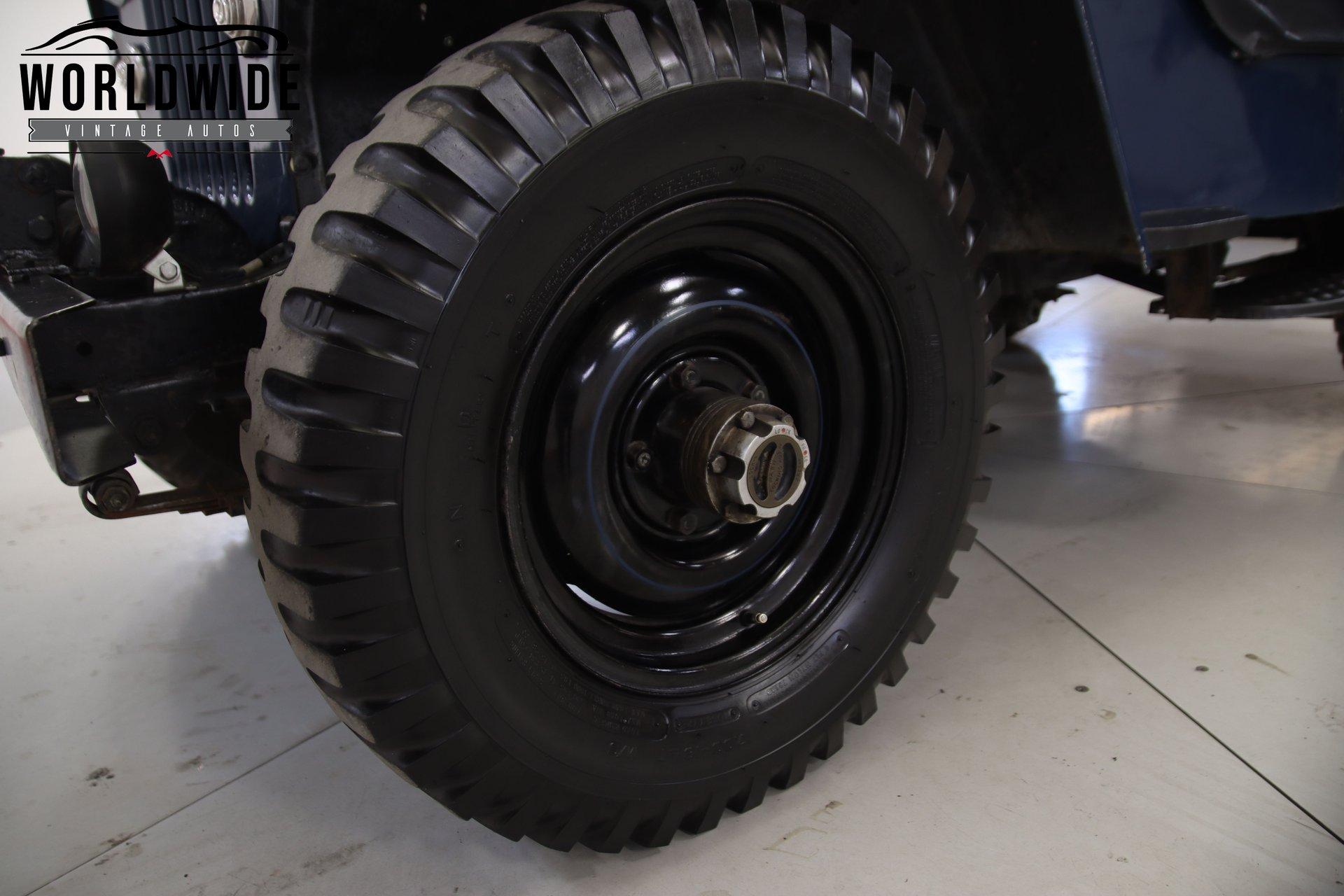 1953 Jeep CJ3B