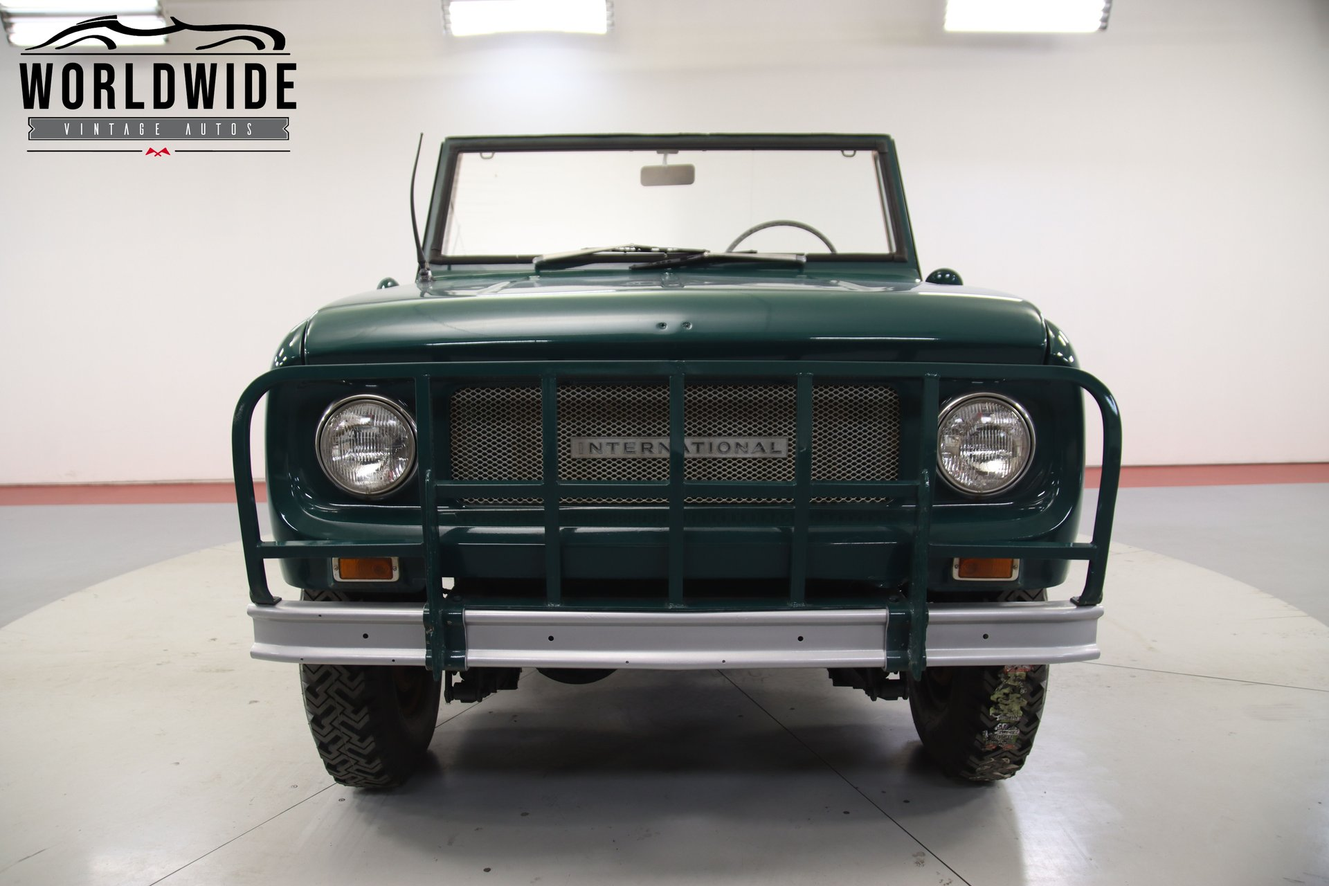 1968 International Scout 80