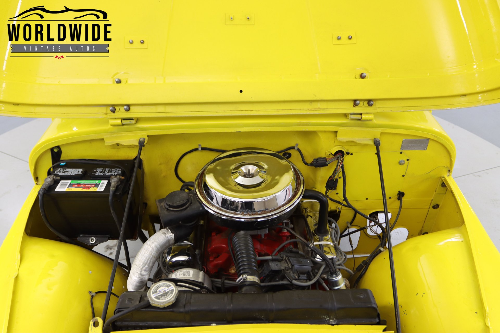 1971 Jeep Cj5