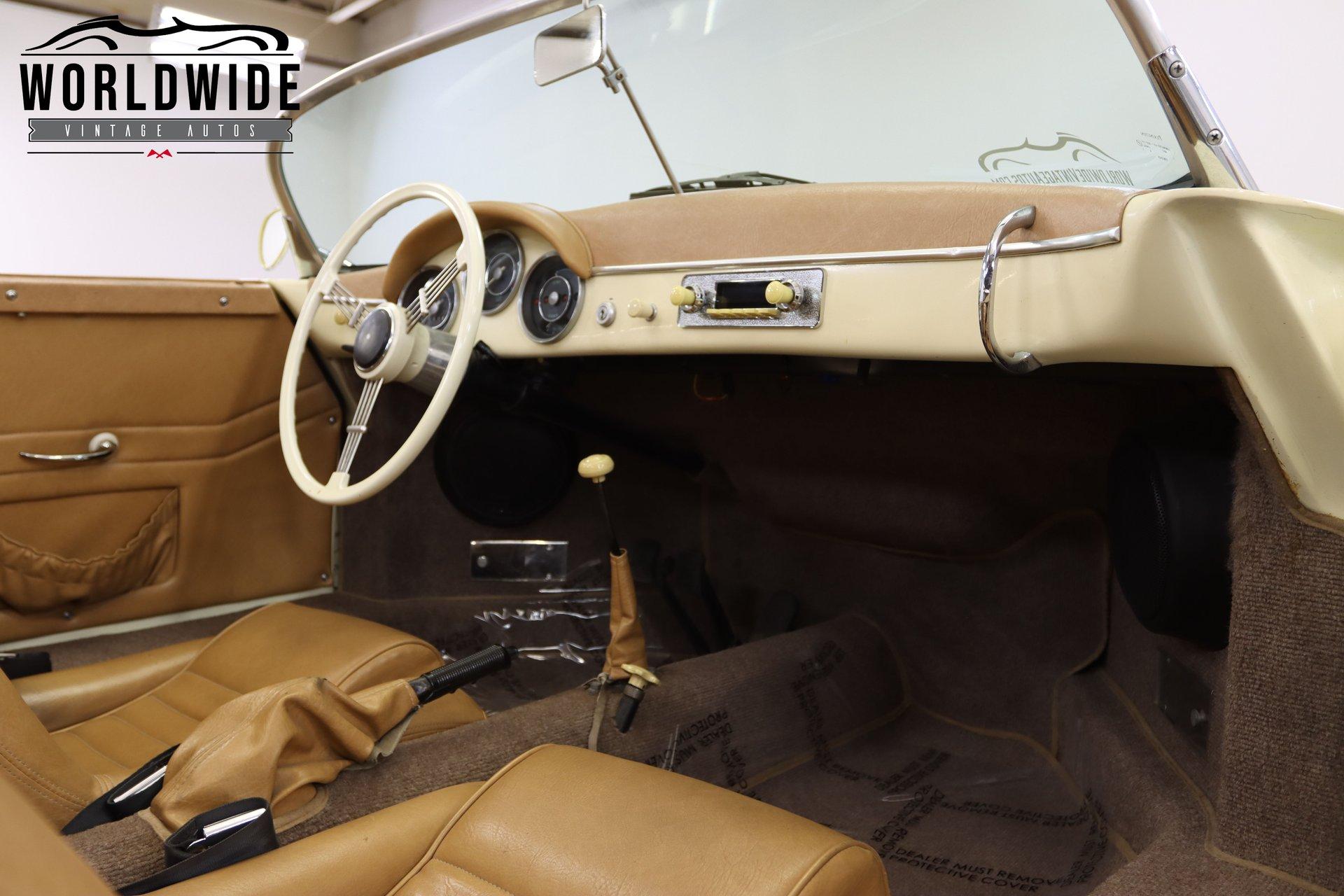 1957 Replica 356 Carrera