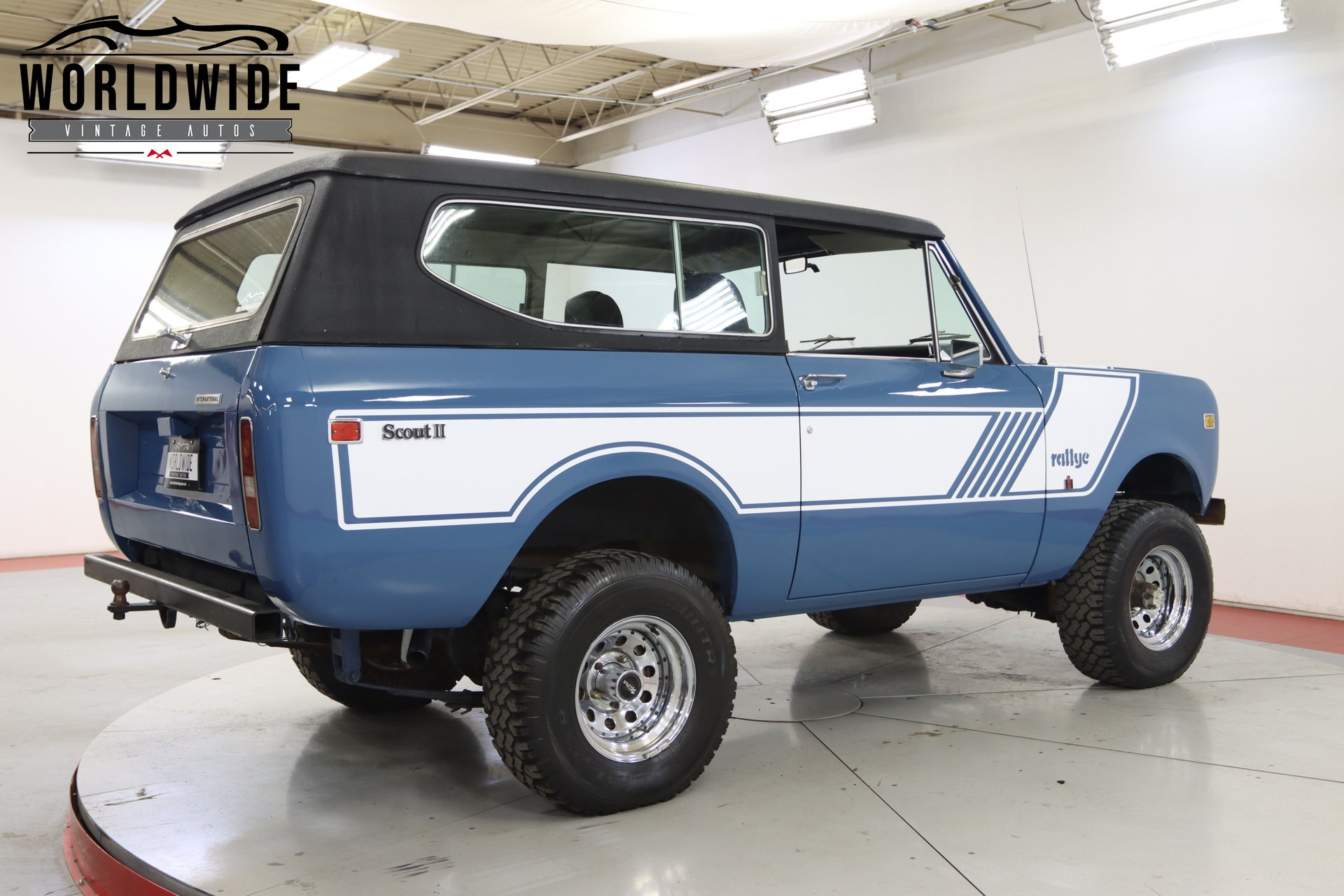 1974 International Scout Rallye