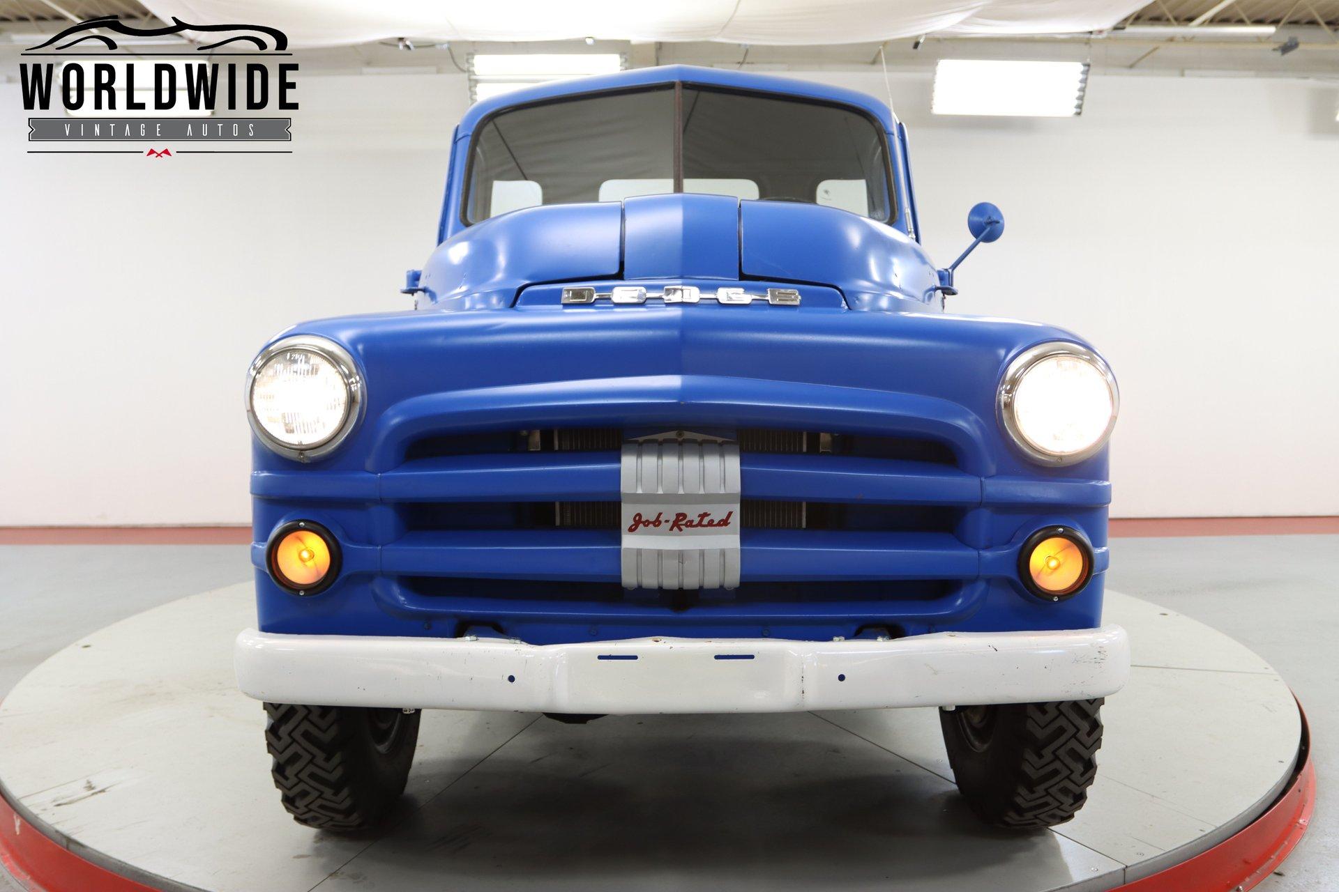 1951 Dodge Powerwagon
