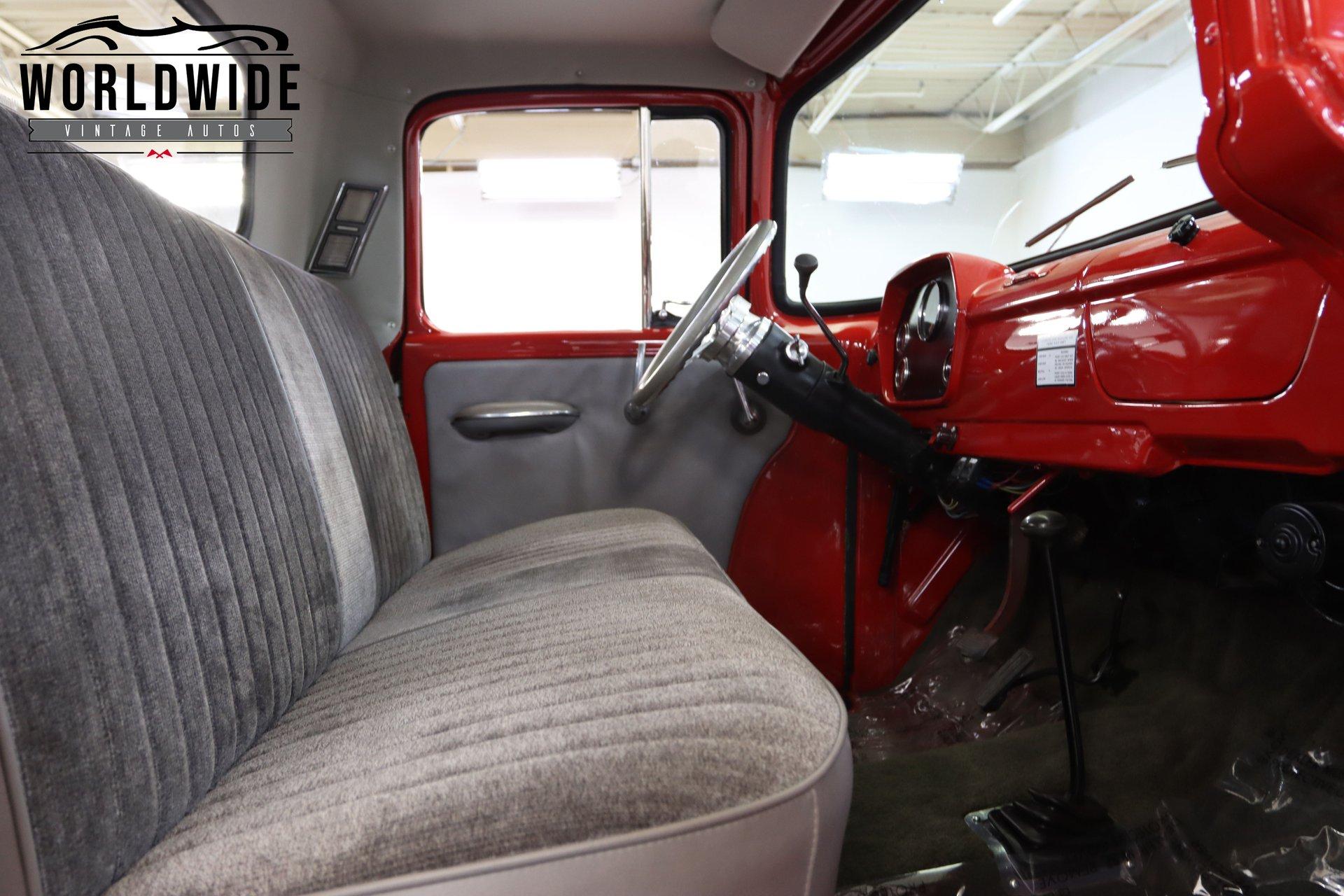 1958 Dodge W200 Power Wagon