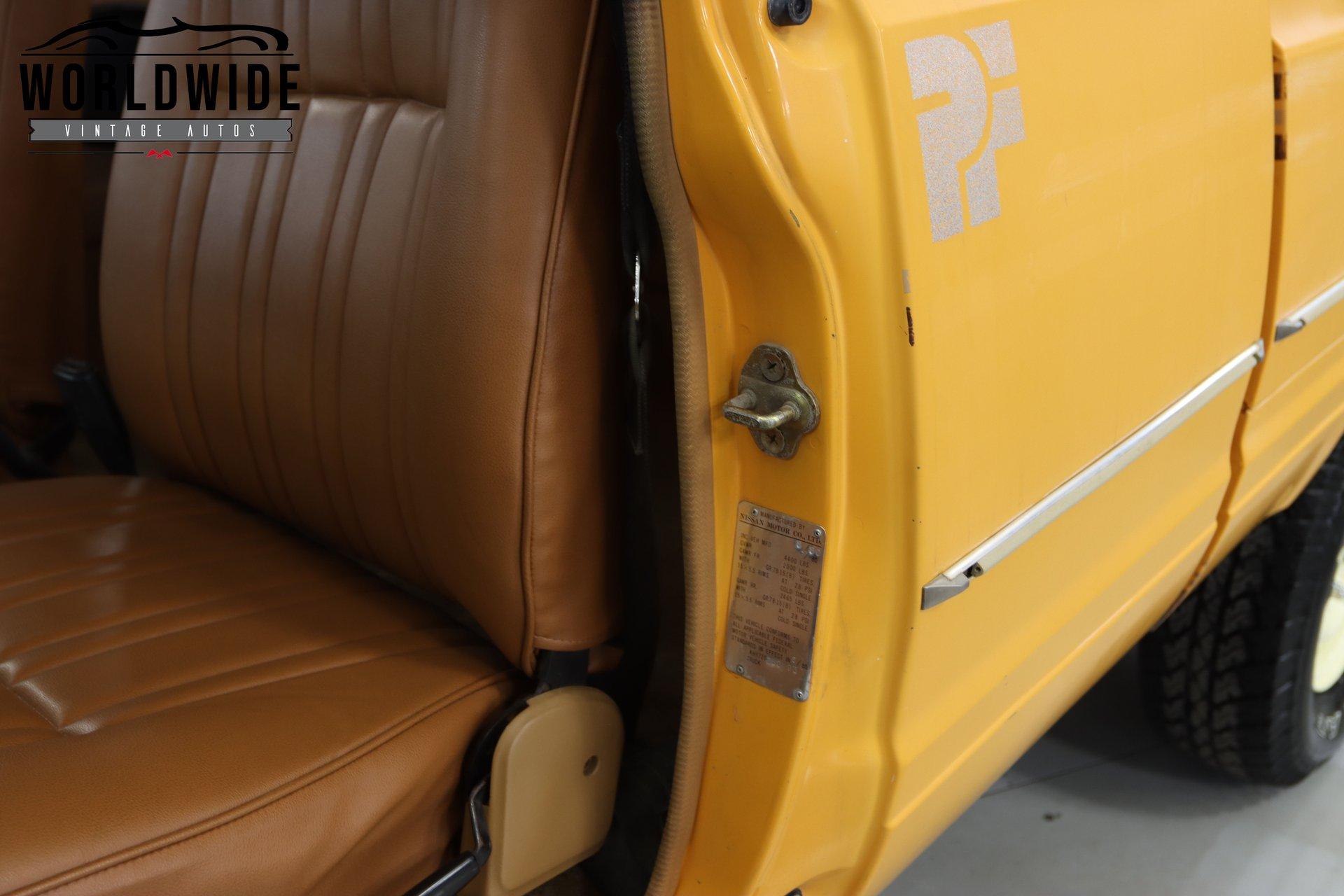 1980 Datsun Pickup