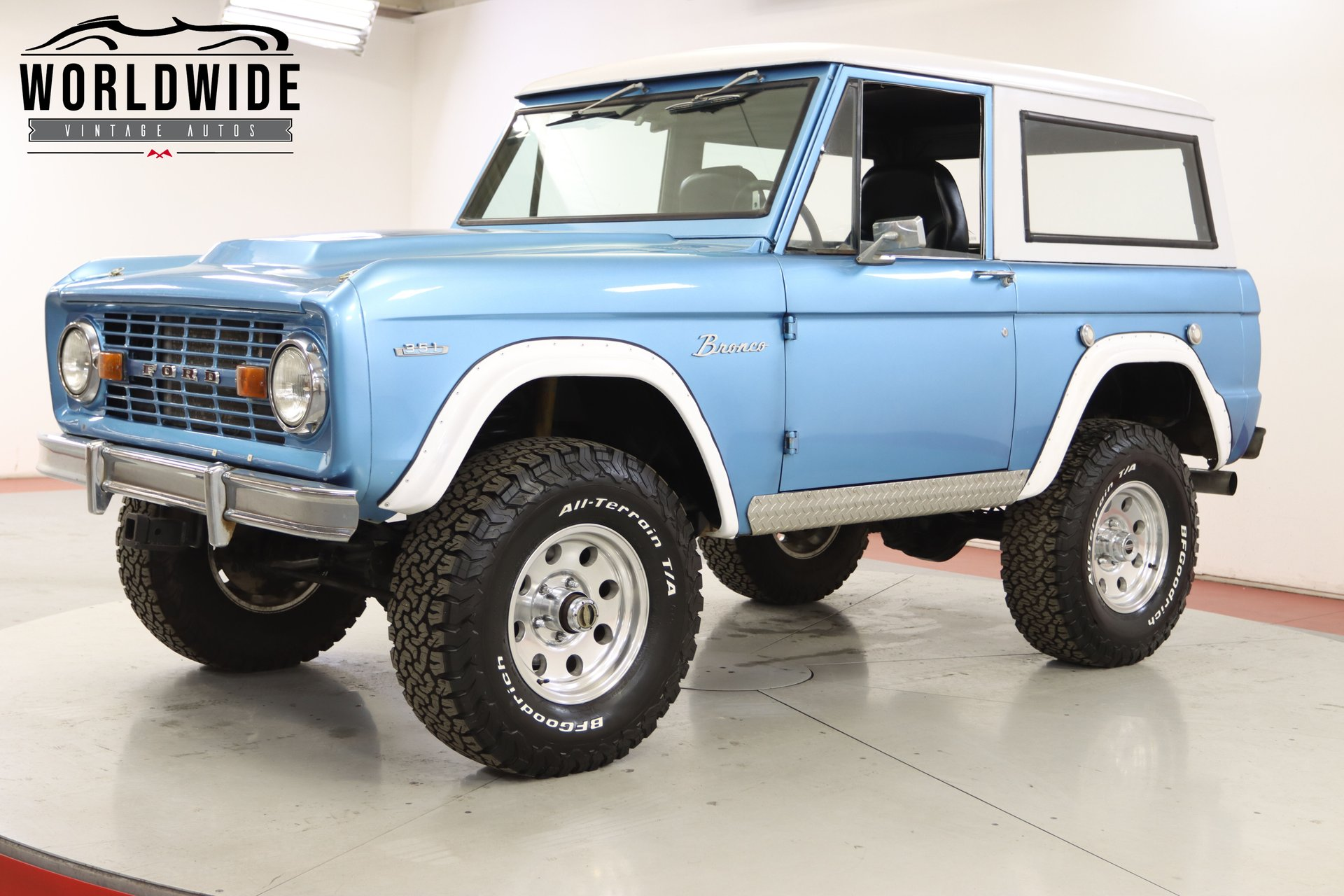 1969 Ford Bronco Worldwide Vintage Autos