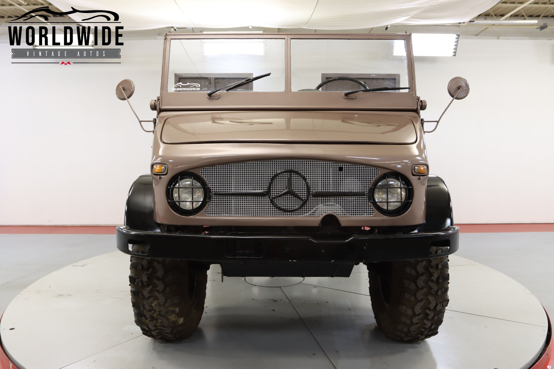 1967 Mercedes-Benz Unimog