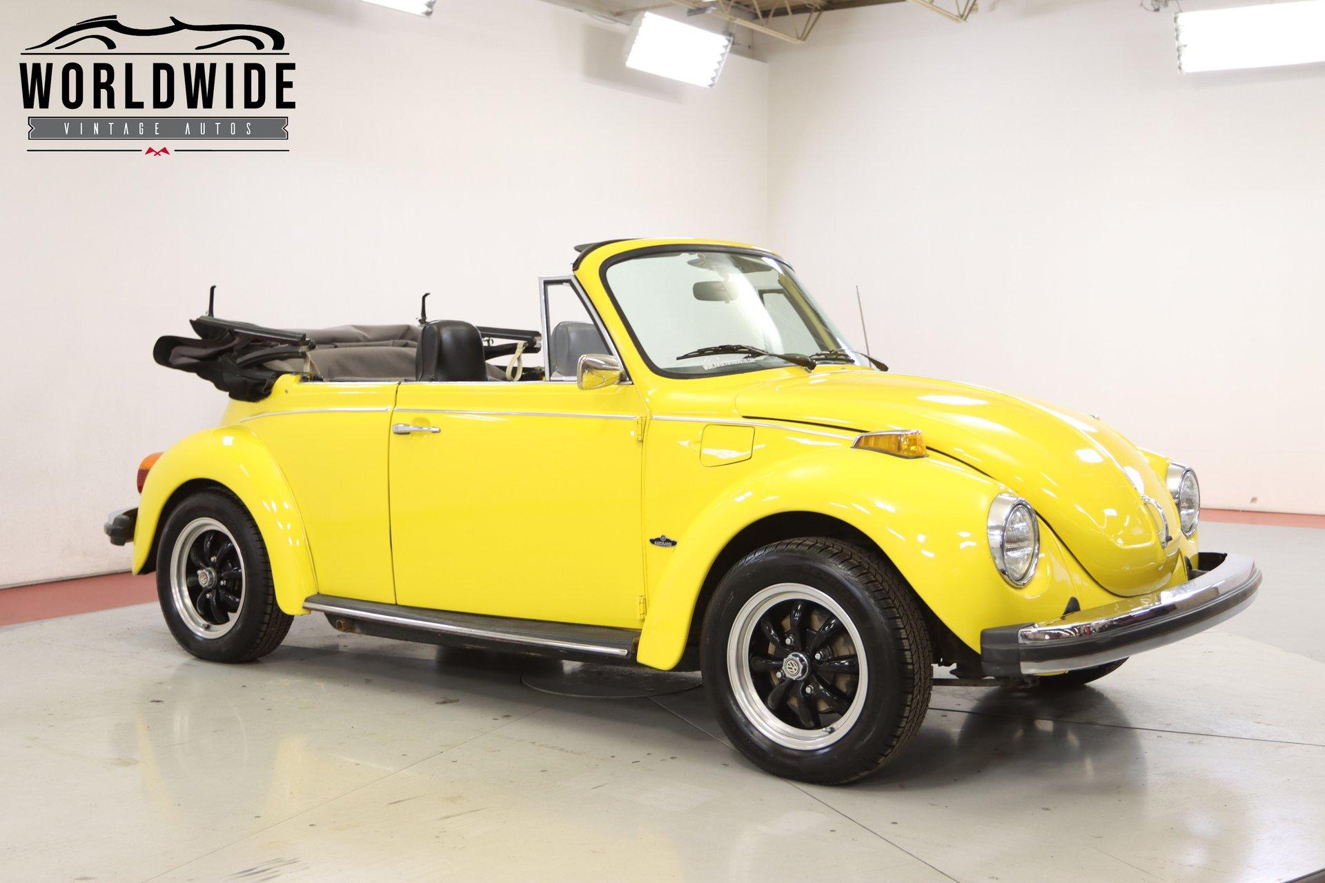 1974 Volkswagen Beetle